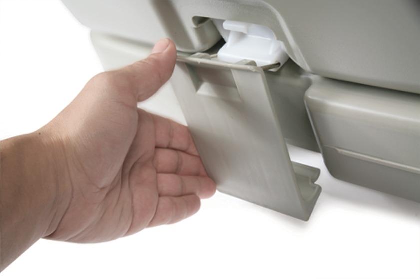 Camco 41531 RV Portable Toilet - 2 6 Gallon
