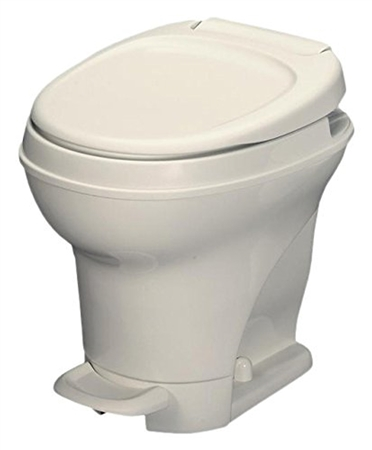 Thetford 31672 Aqua-Magic V High Profile RV Toilet - Parchment
