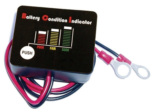 BatteryMinder 12103 RV Battery Condition Indicator
