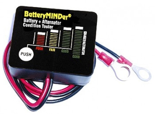 BatteryMinder 12104 RV Battery & Alternator Tester