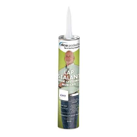 Dicor 551LSG Non-Sag Lap Sealant - Grey