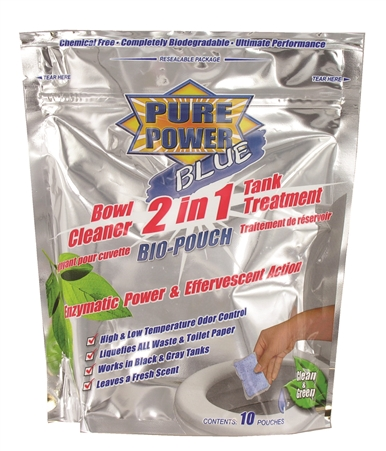 Pure Power Blue Digester & Bowl Cleaner Drop-Ins