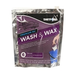 Thetford 96008 Wash & Wax Toss-Ins - 6 Packets