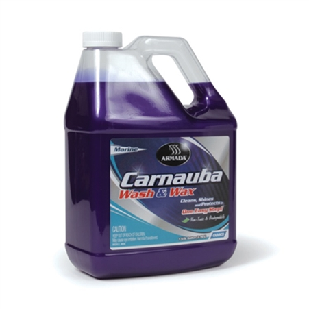 Camco 40927 Carnauba RV Wash & Wax - 1 Gallon