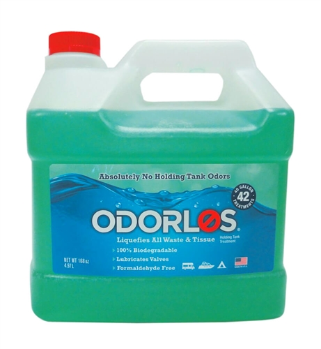Odorlos 168 oz. Holding Tank Treatment