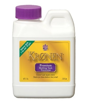 Kronen KHT000 4 oz. Premium Holding Tank Treatment