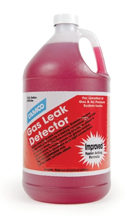 Camco RV Gas Leak Detector - 1 Gallon