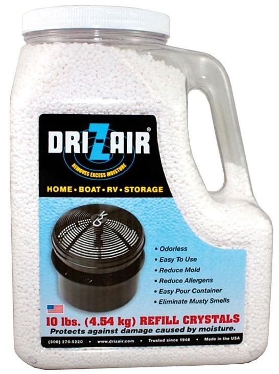 Dri-Z-Air DZA160 Refill Crystals - 10 Lbs