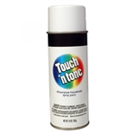 AP Products 003-55274 Touch 'N Tone Multi-Purpose Spray Paint - Gloss White - 10 Oz