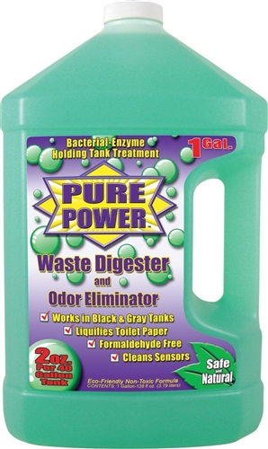 Valterra V22128 Pure Power Digester & Odor Eliminator 1 Gallon