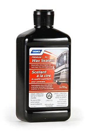 Camco RV Wax Sealant - 16 oz.
