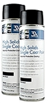 3X Chemistry High Solids Single Coat Paint - Flat Black