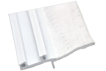 "AP Products 018-384 EK Seal Base with 1-1/4"" Wiper - White"