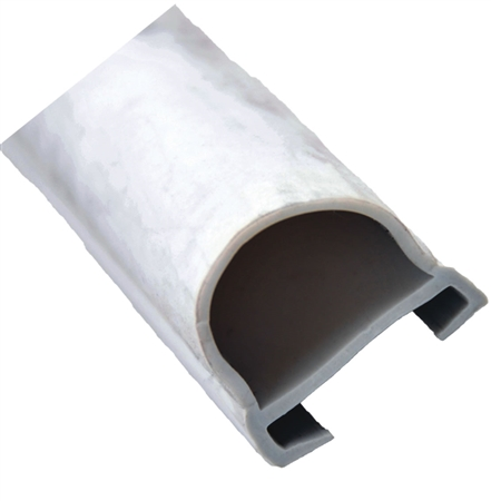 "AP Products 018-184-EKD White D Seal For EKD Base - 1"" x 15/16"" x 35'"