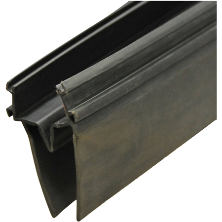 "AP Products 018-2082-168 3-1/2"" x 1-1/2"" Double EKD Seal Base with 2-3/4"" Wiper - Black"