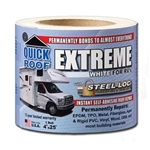 "CoFair Products Quick Roof Extreme White - 4"" x 25' Tape"