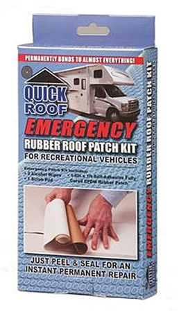 CoFair Products Quick Roof Emergency Rubber Roof Repair Kit