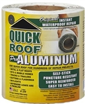 "CoFair Products Quick Roof Aluminum Roof Repair Tape - 6"" x 25'"