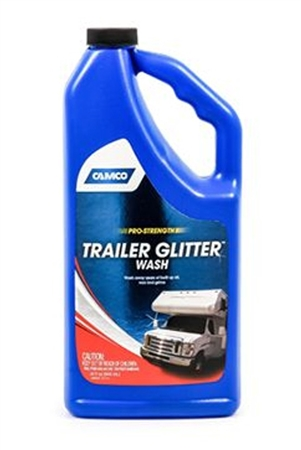 Camco Trailer Glitter Wash - 32 oz.