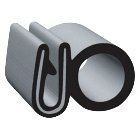 "Clean Seal G7056-50 RV Clean Grip Clip-On U Type Seal - 1"" x 5/8"""