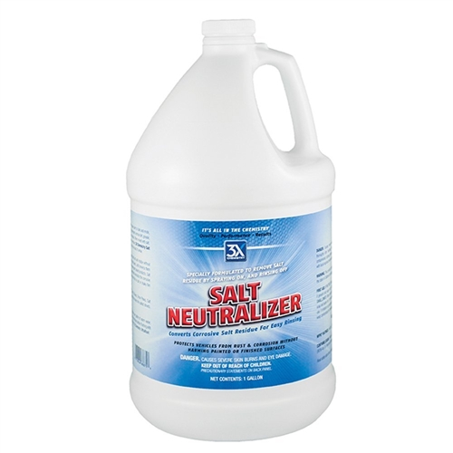 3X Chemistry 156 Salt Neutralizer - 1 Gallon