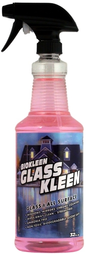 Bio-Kleen M01307 Glass & All Surface Cleaner - 32 Oz