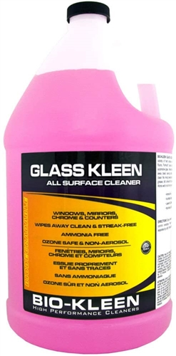 Bio-Kleen M01309 Glass & All Surface Cleaner - 1 Gallon