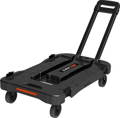Big Ant H-IP54 Collapsible Smart Crate Hand Cart
