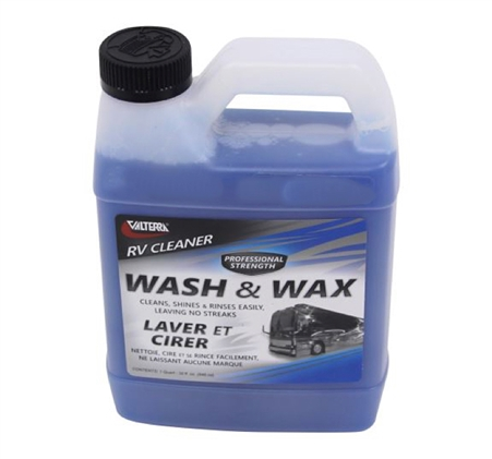 Valterra V88543 RV Wash & Wax - 32oz