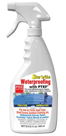Star Brite 081922P Waterproofing With PTEF - 22oz