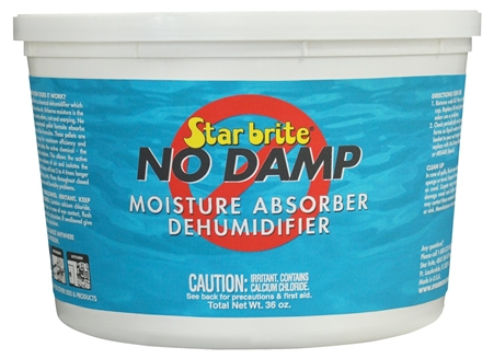 Star Brite 085401 No Damp Dehumidifier Bucket - 36 oz