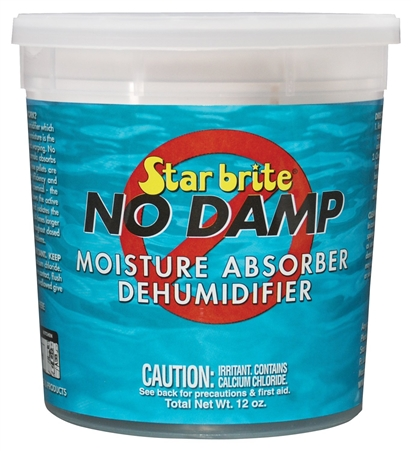 Star Brite 085401 No Damp Dehumidifier Bucket - 12 oz