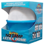 Star Brite 085460 No Damp Ultra Dome Dehumidifier System - 24 Oz
