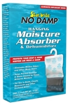 Star Brite 085470 No Damp Hanging Moisture Absorber & Dehumidifier