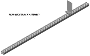 LIPPERT REAR SLIDE TRACK ASSEMBLY