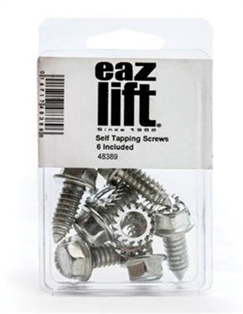 Eaz Lift 6Pk Sway Control Self Tap Screw
