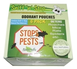 Valterra Sniff N Stop Odorant Pouch - 6 Pack
