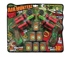Zing Toys AH174 Air Hunterz Double Shotz