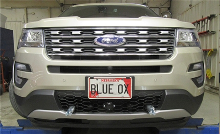 Blue Ox BX2668 Baseplate For Ford Explorer 2016-2019 (ACC, EcoBoost, Shutters)