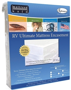 Mattress Safe RV Ultimate Mattress Encasement - Full