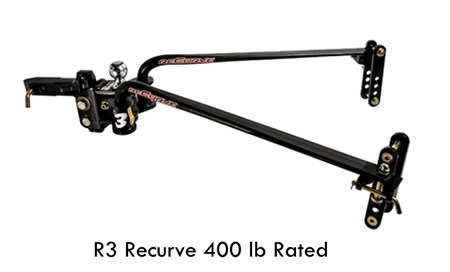 Eaz Lift 48750 Recurve R3 Weight Distribution Hitch 400 lb Rated