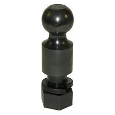 "B&W Hitches 2 5/16 Hitch Ball, 2"" Rise 1 1/2"" Shank Dia. 30K Capacity"