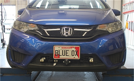 Blue Ox BX2261 2015-2017 Honda Fit Baseplate
