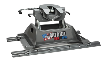 B&W RVK3255 Patriot 18K - Fifth Wheel Trailer Hitch
