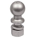 "Husky Towing 34919 2-5/16"" Hitch Ball 1"" Shank Dia, 2-5/8"" Shank Length - 6000 Lbs"
