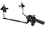 Blue Ox BXW1200 Round Bar Weight Distribution Hitch - 1,200 Lbs Tongue Weight