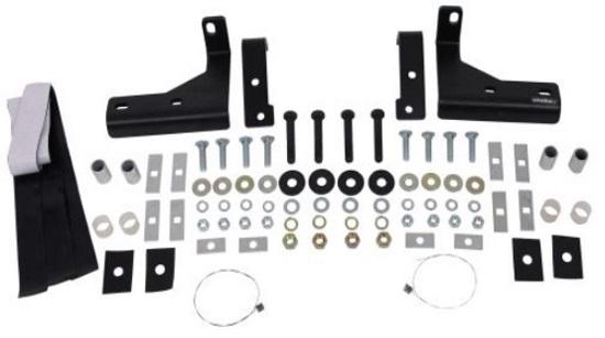 Husky 31852 Custom Bracket Kit for Chevy Pickup 2500//3500