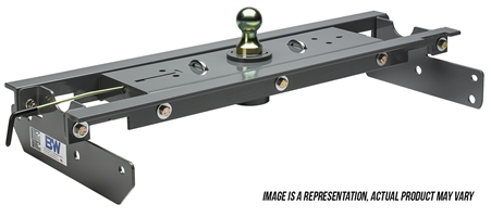 B&W Trailer Hitches GNRK1116 Turnoverball Gooseneck Hitch '17 Ford F-250/350 Super Duty