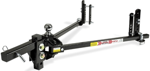 "Equalizer 90-00-1069 Trunnion Bar Weight Distribution Hitch - 10,000 Lbs - 2-5/16"" Ball"
