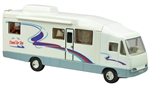 DieCast Collectible Motorhome